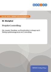 Projekt-Controlling - Die rasante Zunahme an Pr...