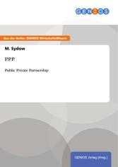 P.P.P. - Public Private Partnership