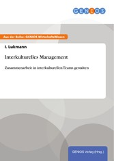 Interkulturelles Management - Zusammenarbeit in...