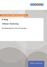 Affiliate Marketing - Ein Marketing-Tool, das s...