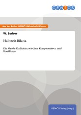 Halbzeit-Bilanz - Die Große Koalition zwischen ...