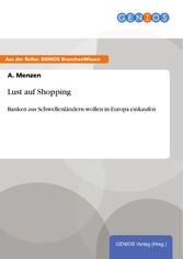 Lust auf Shopping - Banken aus Schwellenländern...