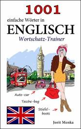 1001 einfache Wörter in Englisch - Wortschatz-T...