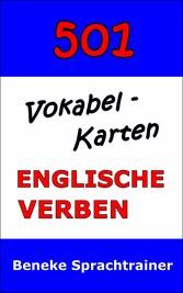 Vokabel-Karten Englische Verben