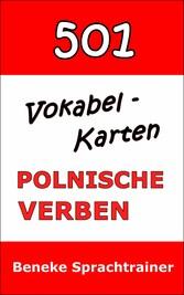 Vokabel-Karten Polnische Verben