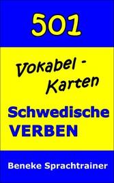 Vokabel-Karten Schwedische Verben