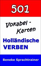 Vokabel-Karten Holländische Verben
