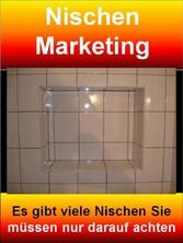 Nischen Marketing - Es gibt viele Nischen Sie m...