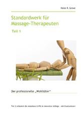 Standardwerk für Massage-Therapeuten und Massag...