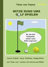 Witze rund ums Golf spielen - Humor & Spaß: Neu...