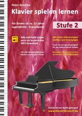 Klavier spielen lernen (Stufe 2) - Der einfache...