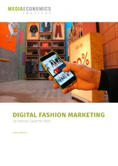 Digital Fashion Marketing - 20 Fashion Cases fü...