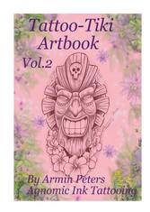 Tattoo Tiki Artbook Vol.2