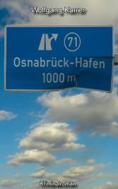 Osnabrück-Hafen - Kriminalroman