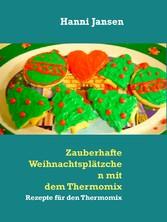 Zauberhafte Weihnachtsplätzchen mit dem Thermom...