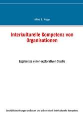 Interkulturelle Kompetenz von Organisationen - ...