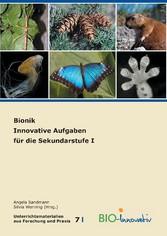 Bionik - Innovative Aufgaben für die Sekundarst...