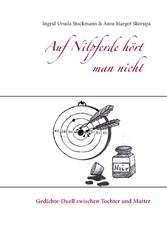 Auf Nilpferde hört man nicht - Gedichte-Duell z...