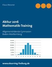 Abitur 2016 - Mathematik-Training