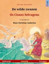 De wilde zwanen - Os Cisnes Selvagens. Tweetali...
