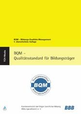 BQM - Qualitätsstandard für Bildungsträger - BQ...