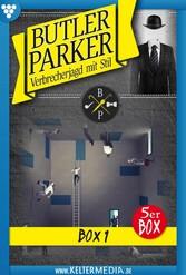 Butler Parker 5er Box 1 - Kriminalroman - E-Boo...