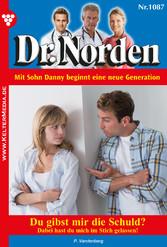 Dr. Norden 1087 - Arztroman - Du gibst mir die ...