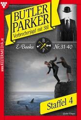 Butler Parker Staffel 4 - Kriminalroman - E-Boo...