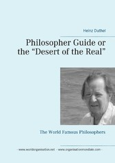 Philosopher Guide or the Desert of the Real - T...