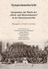 Symposiumsbericht - Symposium zur Musik der Hoc...