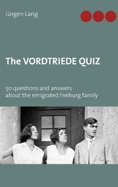 The Vordtriede Quiz - 50 questions and answers ...