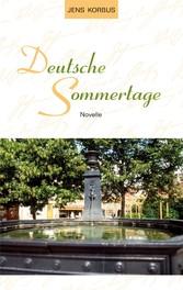 Deutsche Sommertage - Novelle