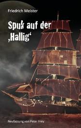 Spuk auf der Hallig - Eine Seegeschichte von Fr...