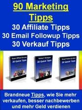 90 Marketing Tipps - Brandneue Tipps, wie Sie m...