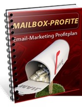 Mailbox-Profite - Email Marketing Profitplan