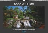 Kalender zum Selberdrucken - Seen und Flüsse 20...