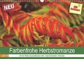 Kalender zum Selberdrucken - Herbstromanze 2017...