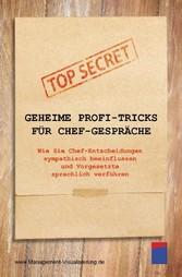 Geheime Profi-Tricks für Chef-Gespräche - Wie S...