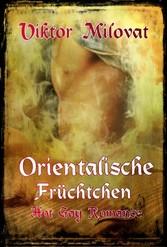 Orientalische Früchtchen - Hot Gay Romance