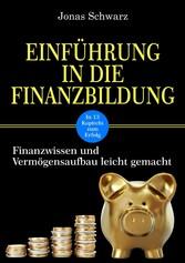 Einführung in die Finanzbildung - Finanzwissen ...