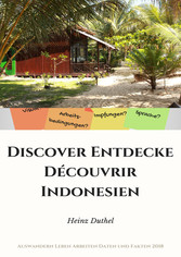 Discover Entdecke Découvrir Indonesien - Auswan...