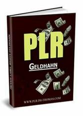 PLR-Geldhahn - WIE MAN MIT ?4-PLR-PRODUKTEN WIE...