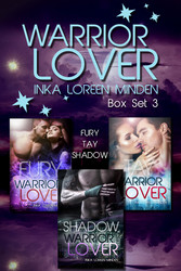 Warrior Lover Box Set 3 - Fury / Tay / Shadow