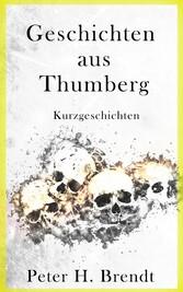 Geschichten aus Thumberg (Band 1) - Kurzgeschic...