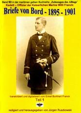 Kadett - Offizier der Kaiserlichen Marine - Bri...