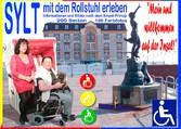 Sylt - mit dem Rollstuhl erleben - Moin und her...