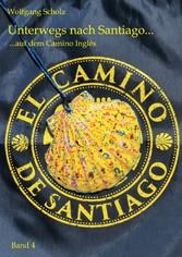 Unterwegs nach Santiago ... - ... auf dem Camin...
