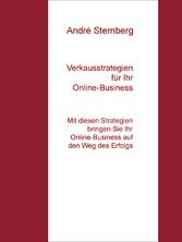 Verkausstrategien für Ihr Online-Business - Mit...
