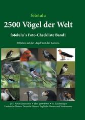 2500 Vögel der Welt - fotolulu's Foto-Chec...