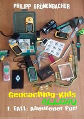 Geocaching-Kids Allgäu - 1. Fall: Abenteuer pur!